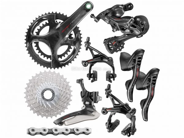Campagnolo Super Record 12 Speed Groupset 12 Speed, Double, Road