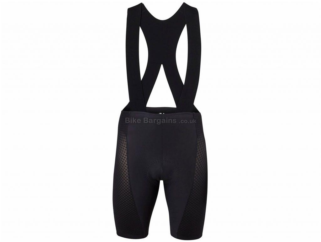 dhb Aeron Lab Raceline Bib Shorts XL, Black