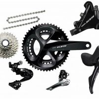 Shimano 105 R7020 11 Speed Disc Groupset