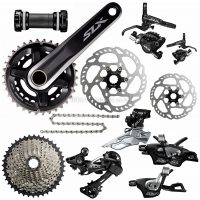 Shimano SLX M7000 11 Speed Double Groupset