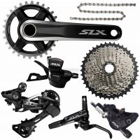 Shimano SLX M7000 11 Speed Single Groupset