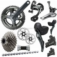 Shimano Tiagra 4720 10 Speed Disc Groupset