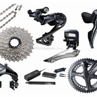 Shimano Ultegra R8050 Di2 11 Speed Groupset