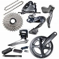 Shimano Ultegra R8070 Di2 11 Speed Disc Brake Groupset