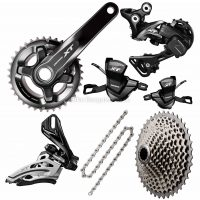 Shimano XT M8000 11 Speed Double Boost Drivetrain Groupset