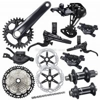 Shimano XT M8100 Single 12 Speed Groupset
