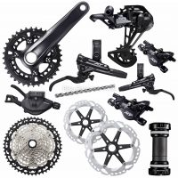 Shimano XT M8120 Single 12 Speed Groupset