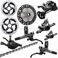 Shimano XTR M9100 12 Speed Single Groupset