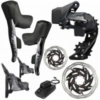 SRAM Force eTap AXS HRD FM Single 12 Speed Groupset