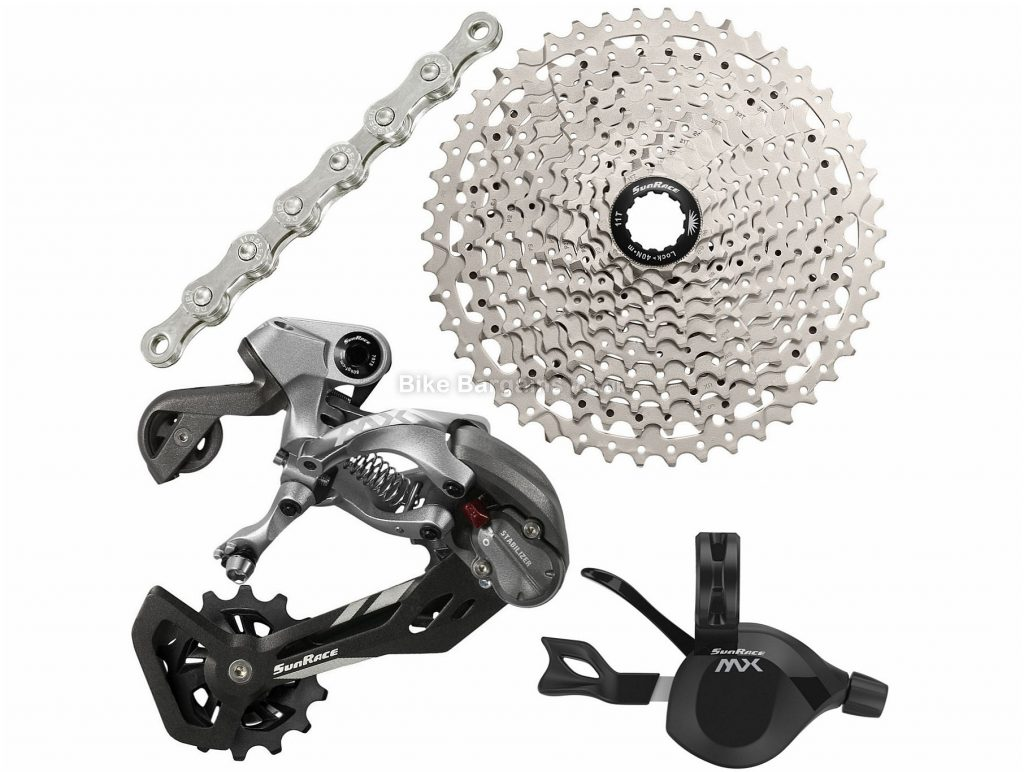SunRace 11 Speed Drivetrain Groupset 11 Speed, Single, MTB