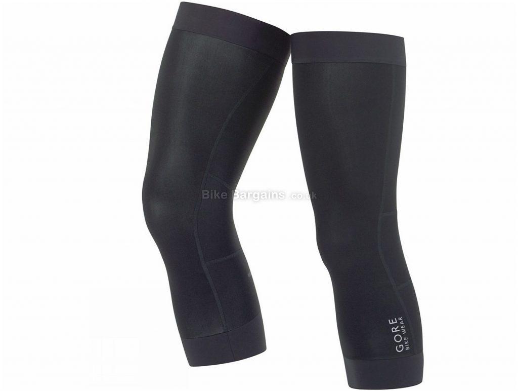 Gore Universal Windstopper Knee Warmers L, Black