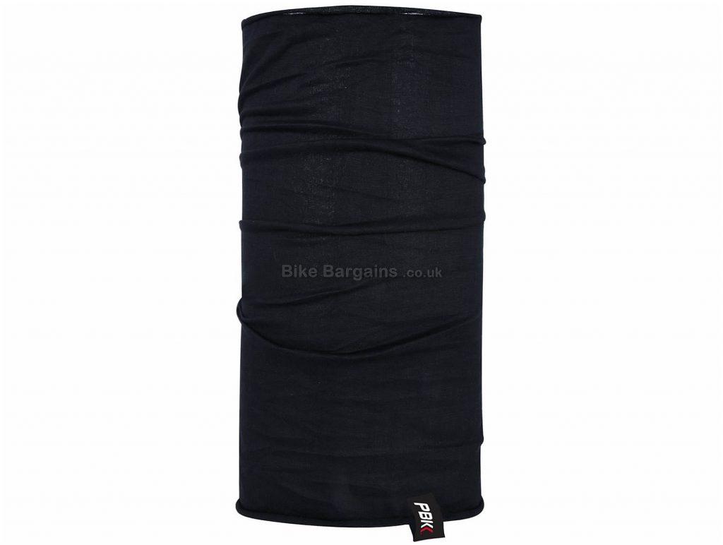 PBK Neck Warmer One Size, Black