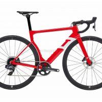 3T Strada Team Force AXS eTap Aero Disc Carbon Road Bike 2019
