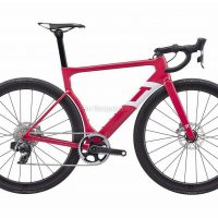 3T Strada Team Red eTap Aero Disc Carbon Road Bike 2019