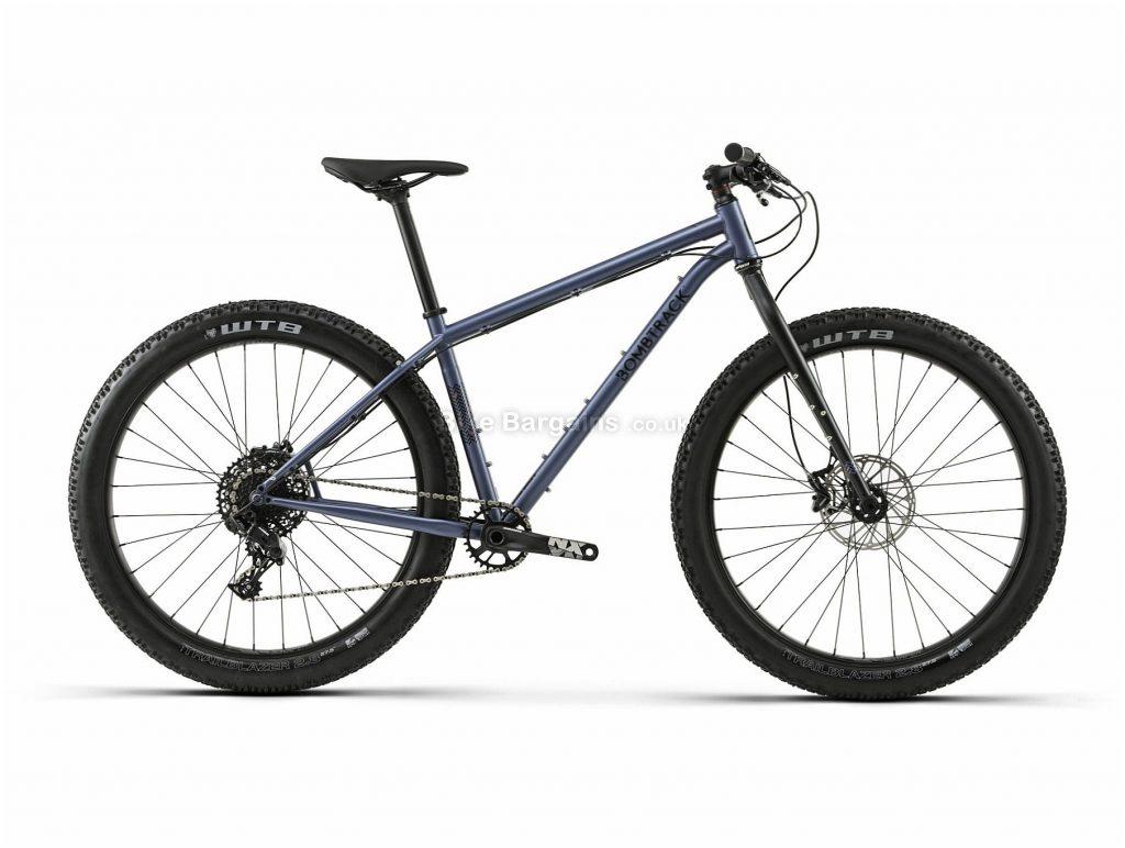 """Bombtrack Beyond+ 1 27.5"""" Steel Hardtail Mountain Bike 2018 S, Blue, 27.5"""", Steel, 11 Speed, Hardtail"""