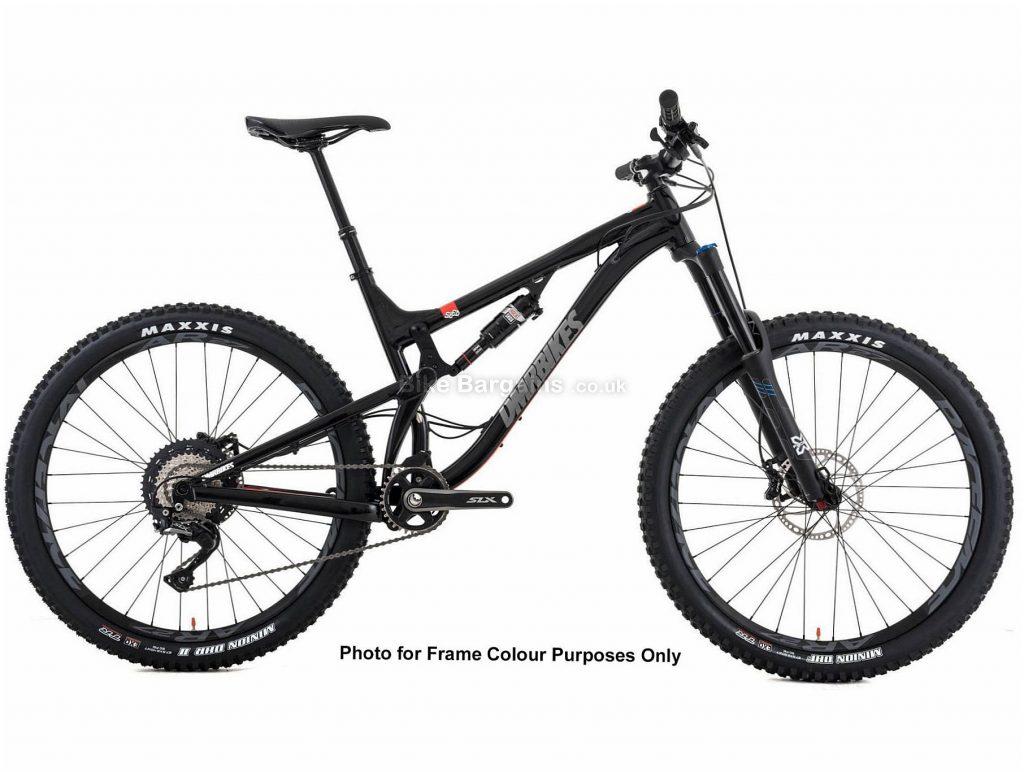 "DMR Sled GX Eagle 27.5"" Alloy Full Suspension Mountain Bike 2019 XL, Red, Black, 27.5"", Alloy, 12 Speed, Full Suspension"