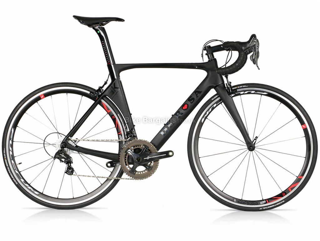 De Rosa SK Pininfarina Chorus Carbon Road Bike 2019 52cm, Black