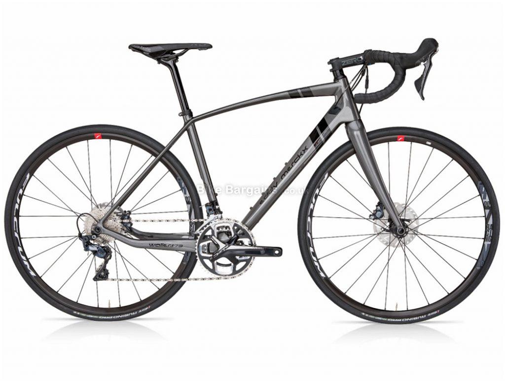 Eddy Merckx Wallers 73 Ultegra Mix Disc Carbon Road Bike 2019 S, Grey