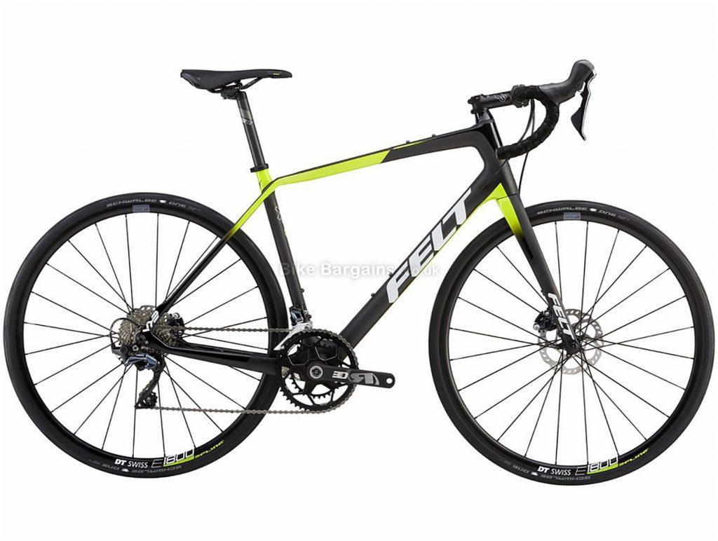 Felt VR3 Performance Disc Carbon Road Bike 2018 51cm, Black