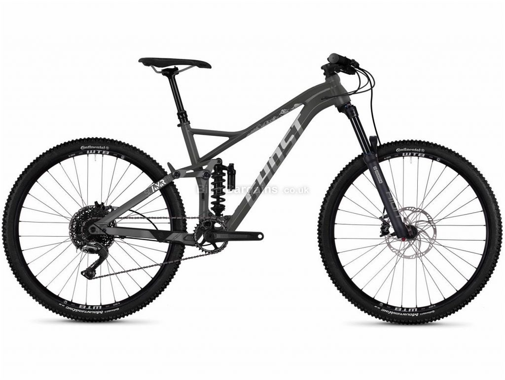 "Ghost SL AMR 2.7 27.5"" Alloy Full Suspension Mountain Bike 2019 XL, Grey, 27.5"", Alloy, 11 Speed, Full Suspension"