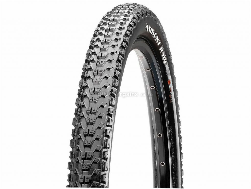 "Maxxis Ardent Race EXO TR 3C Folding 29"" MTB Tyre 27.5"", 29"", 2.35"", Black, Folding, MTB"
