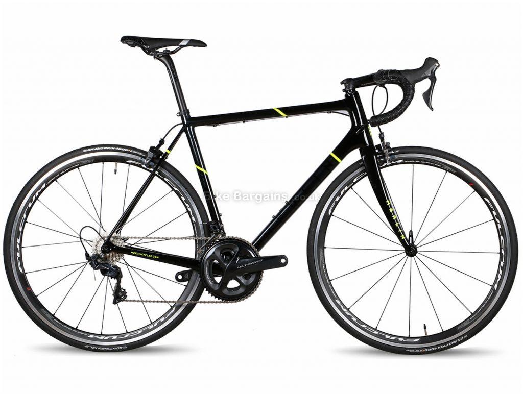 Merlin Nitro SL Carbon Road Bike 2019 M,L,XL, Black