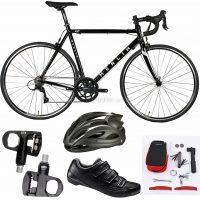 Merlin PR7 Alloy Road Bike Starter Kit 2019
