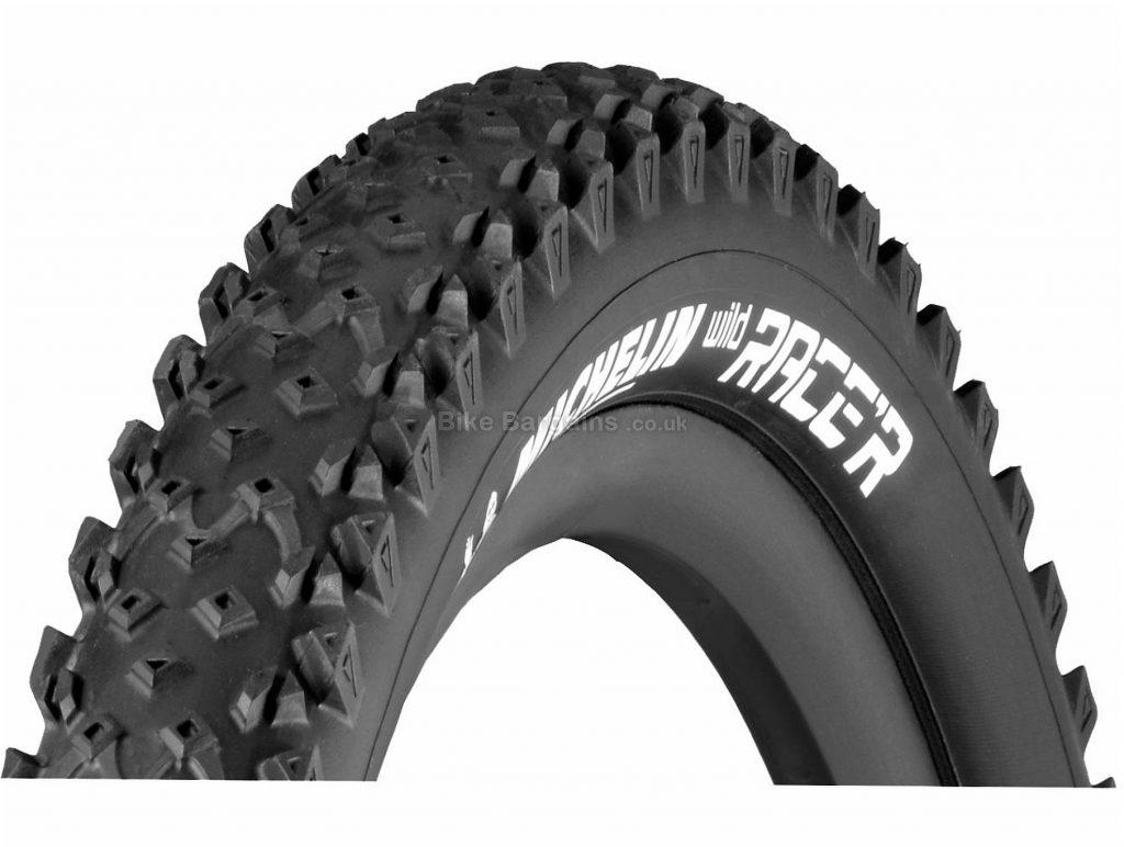 "Michelin Wild Race'r Folding 29"" MTB Tyre 29"", 2.25"", Black, Folding, MTB, 730g"