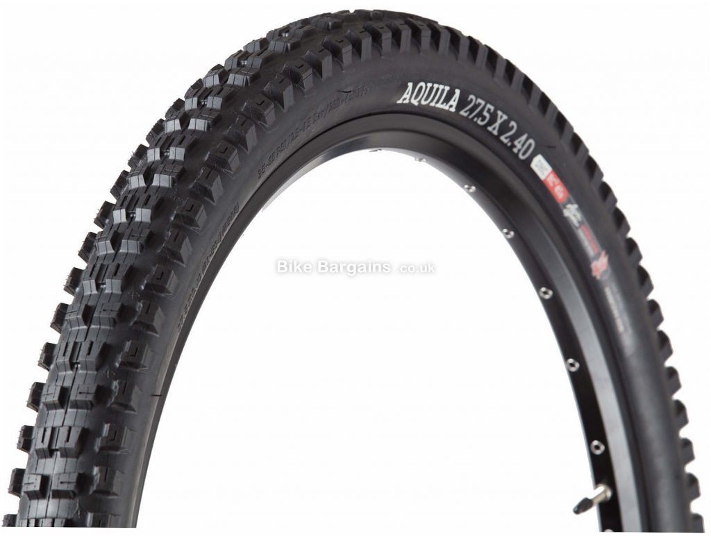 "Onza Aquila Folding MTB Tyre 27.5"", 29"", 2.4"", Black, Folding, MTB"