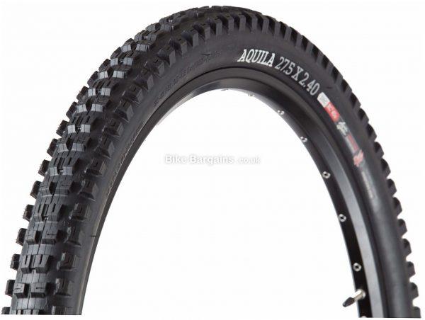 "Onza Aquila Folding MTB Tyre 27.5"", 2.4"", Black, Folding, MTB"