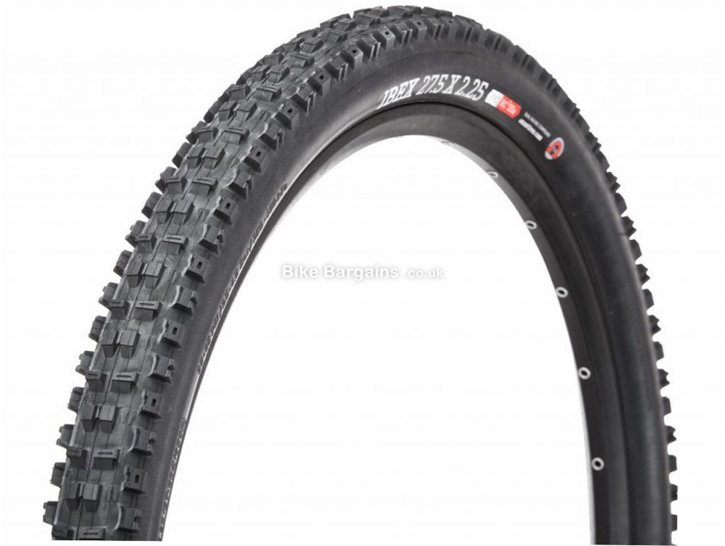 "Onza Lynx 120 TPI Folding 27.5"" MTB Tyre 27.5"", 2.25"", Black, Folding, MTB"