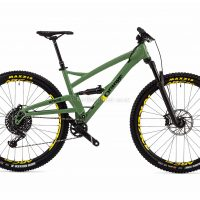 Orange Stage 4 RS 29″ Alloy Full Suspension Mountain Bike 2019