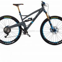 Orange Stage 5 LE 29″ Alloy Full Suspension Mountain Bike 2017