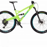 Orange Stage 5 RS 29″ Alloy Full Suspension Mountain Bike 2018
