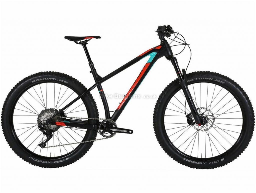 """Polygon Entiat TR8 27.5"""" Alloy Hardtail Mountain Bike 2017 15"""",17"""", Black, 27.5"""", Alloy, 11 Speed, Hardtail, 14.8kg"""