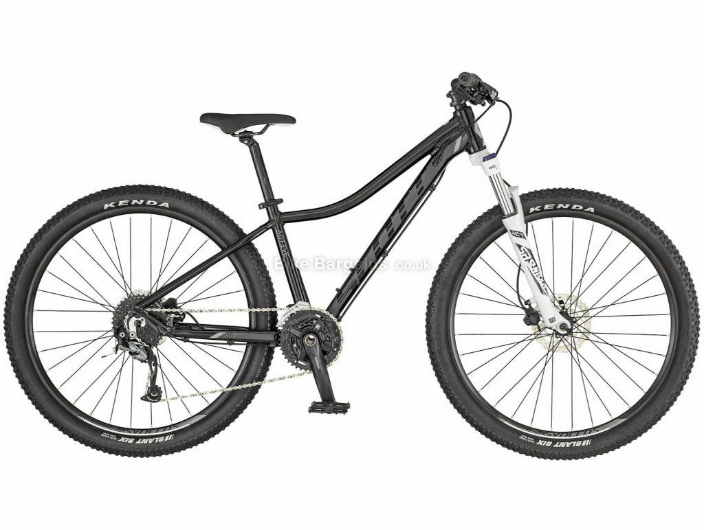"Scott Contessa 710 Ladies 27.5"" Alloy Hardtail Mountain Bike 2019 XS,L, Black, 27.5"", Alloy, 27 Speed, Hardtail"