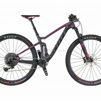 Scott Contessa Spark 910 Ladies 29″ Carbon Full Suspension Mountain Bike 2018