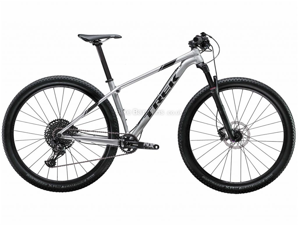 "Trek Procaliber 8 29"" Alloy Hardtail Mountain Bike 2019 17"", Grey, 29"", Alloy, 12 Speed, Hardtail"