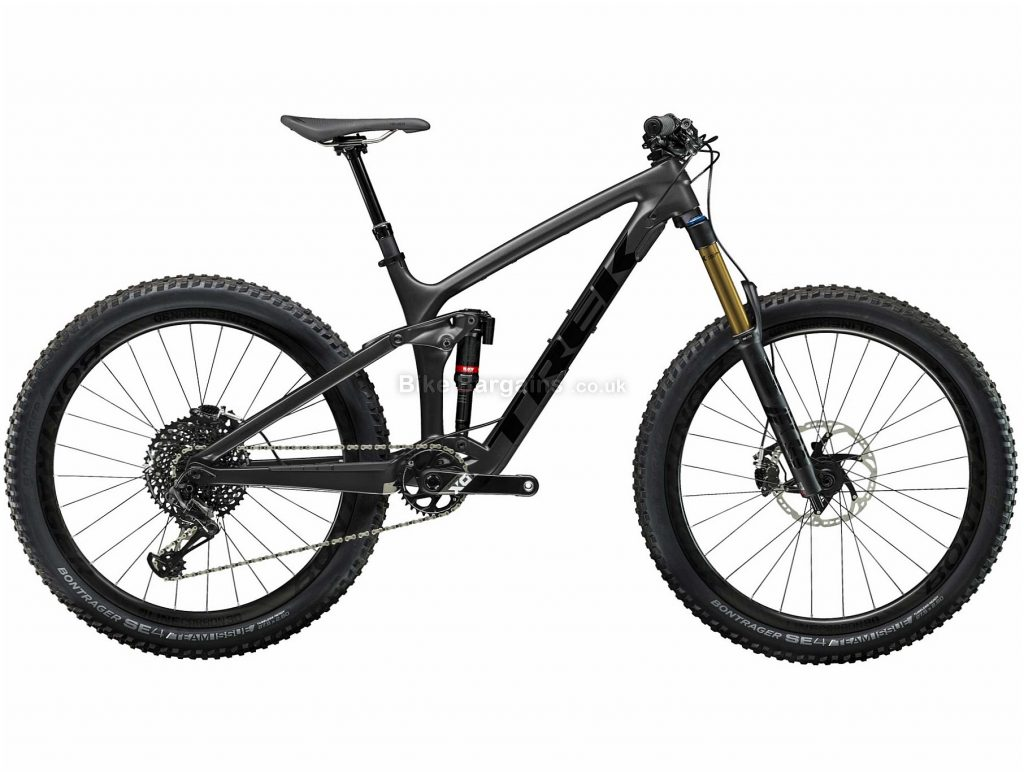 "Trek Remedy 9.9 27.5"" Carbon Full Suspension Mountain Bike 2019 19"", Purple, 27.5"", Carbon, 12 Speed, Full Suspension, 12.61kg"
