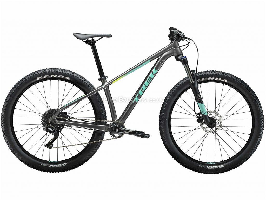 "Trek Roscoe 6 Ladies 27.5"" Alloy Hardtail Mountain Bike 2019 18"", Grey, 27.5"", Alloy, 10 Speed, Hardtail, 15.19kg"