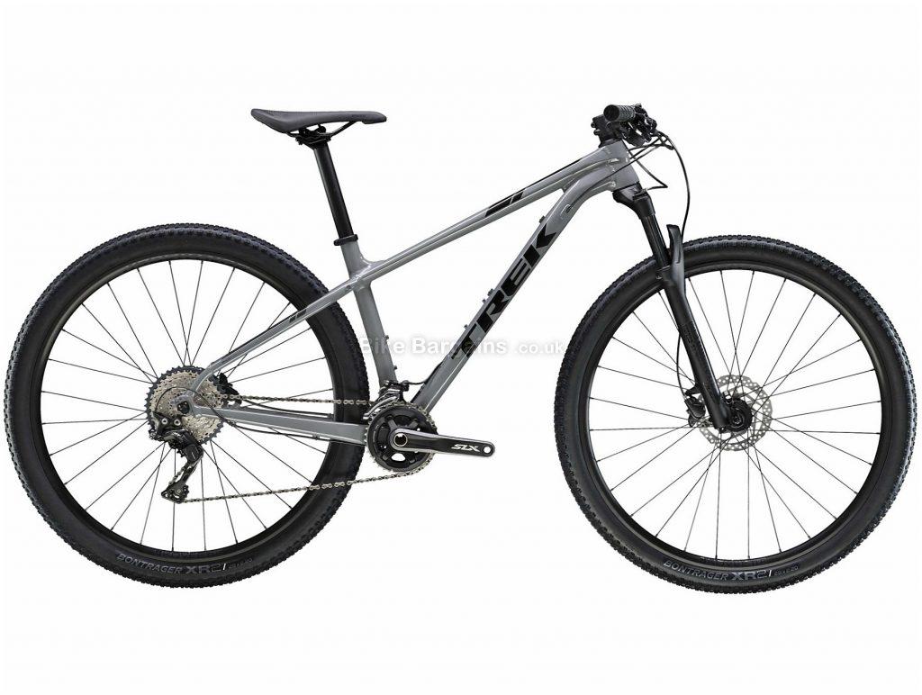 "Trek X-Caliber 9 29"" Alloy Hardtail Mountain Bike 2019 13"", Grey, 29"", Alloy, 11 Speed, Hardtail, 13.19kg"