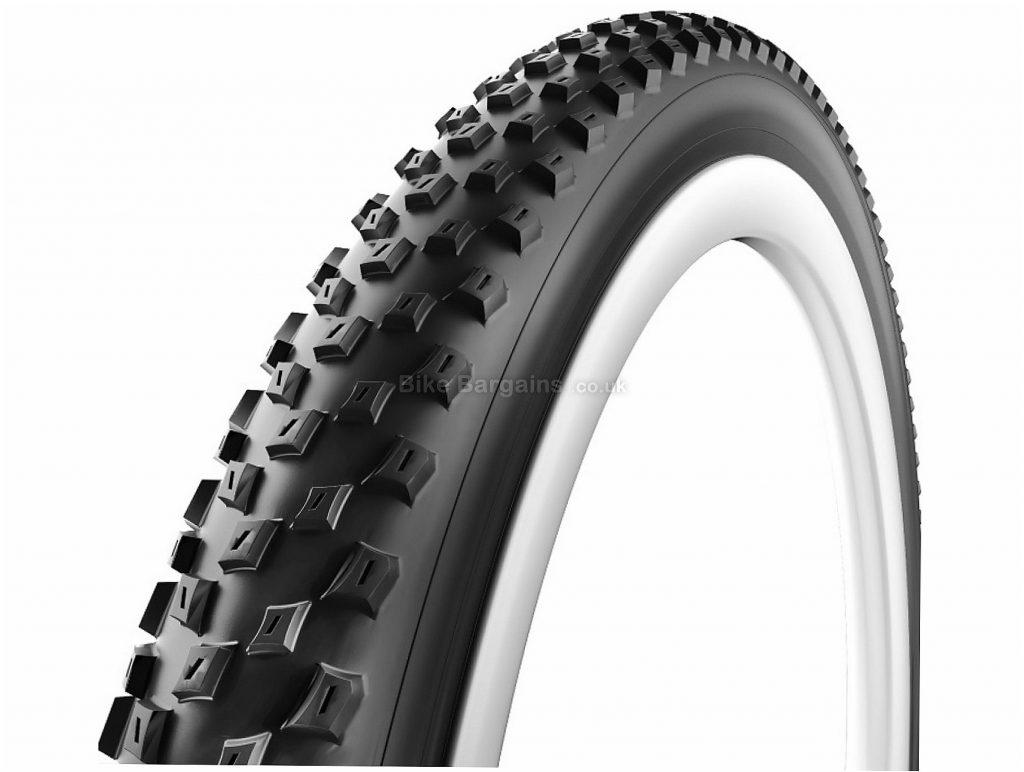 "Vittoria Barzo Folding 27.5"" MTB Tyre 27.5"", 2.1"", Black, Folding, MTB, 760g"
