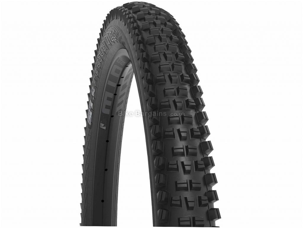 "WTB Trail Boss Light Fast Rolling TT SG Folding 27.5"" MTB Tyre 29"", 2.4"", Black, Folding, MTB, 1.017kg"