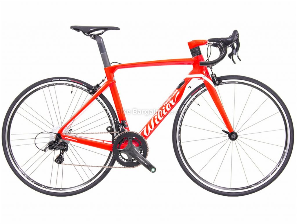 Wilier Cento 10 Air Chorus Carbon Road Bike 2019 S, Red