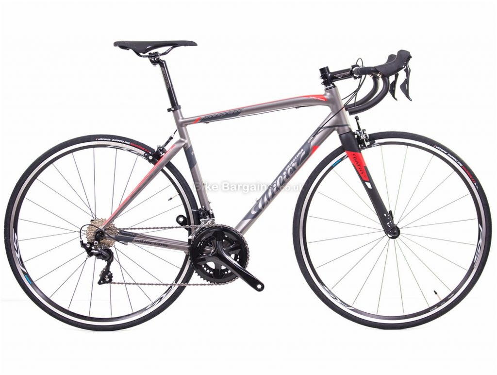 Wilier Montegrappa 105 2.0 Alloy Road Bike 2019 S,M, Grey