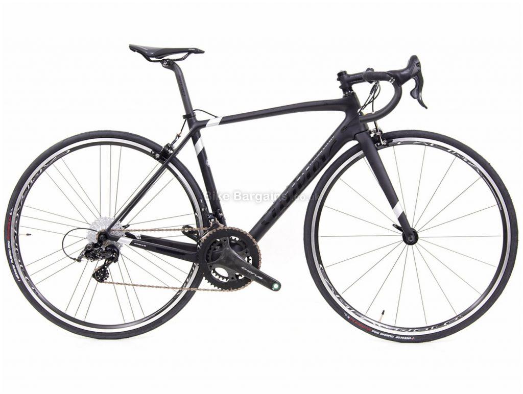 Wilier Zero 6 Chorus Carbon Road Bike 2019 XS,S, Black