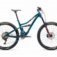 Yeti SB5 Beti T-Series Ladies 27.5″ Carbon Full Suspension Mountain Bike 2017