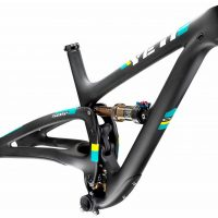 Yeti SB5+ T-Series Carbon Full Suspension MTB Frame 2018
