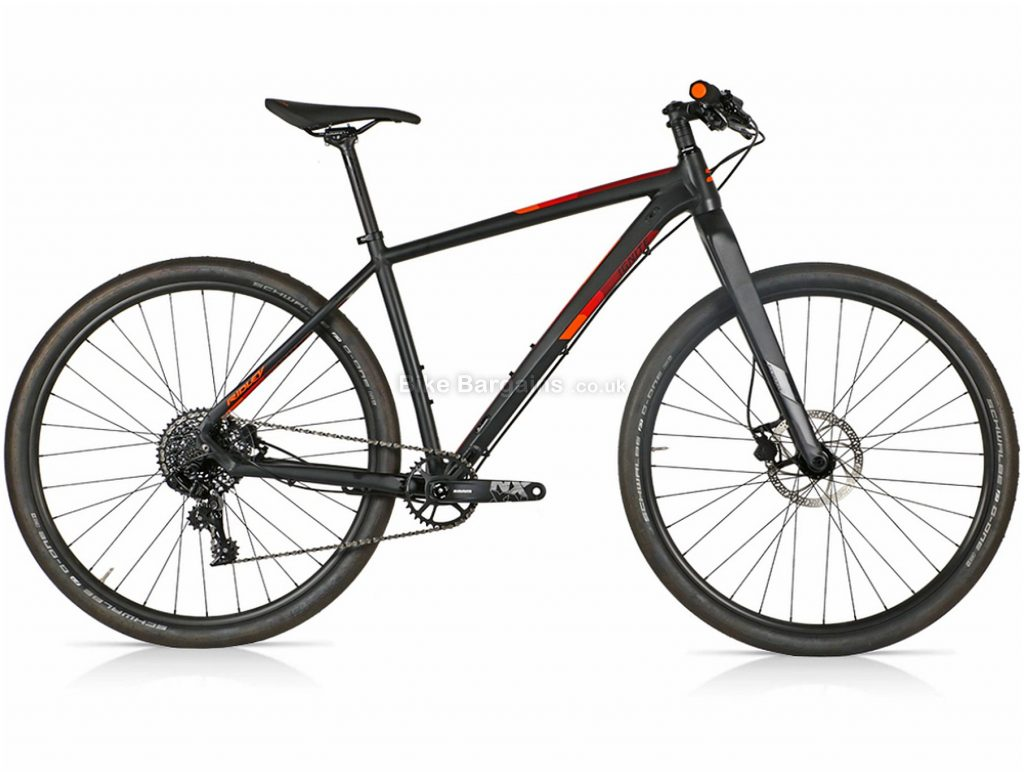"""Ridley Ignite A GX1 29"""" Alloy Hardtail Mountain Bike 2019 S,M, Black, 29"""", Alloy, 11 Speed, Hardtail"""