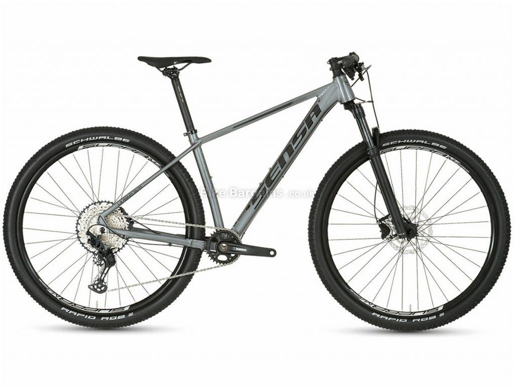 """Sensa Livigno Evo Comp 29"""" Alloy Hardtail Mountain Bike 2020 15"""",17"""", Grey, 29"""", Alloy, 12 Speed, Hardtail"""